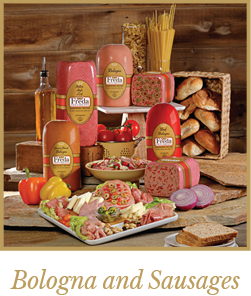 Bologna and Sausages - Freda Deli Meats
