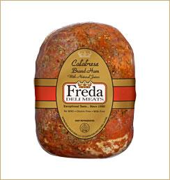 Calabrese Ham - Freda Deli Meats