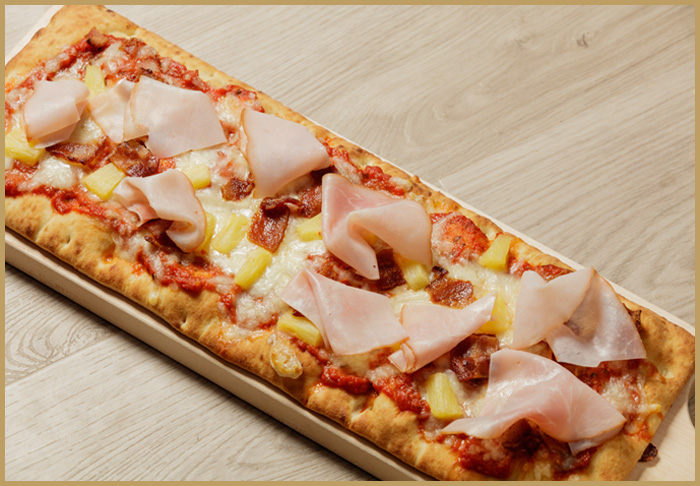 Recipe Hawaiian Pizza