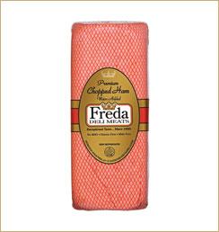 Chopped Ham - Freda Deli Meats