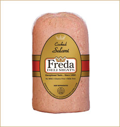 Cooked Salami - Freda Deli Meats