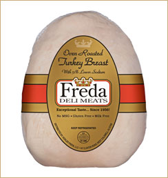 Lower Sodium Turkey Breast